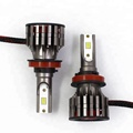 K7 2018 48w 5600lm car led headlight h7 h4 9005 9003 9007 bulbs with cob /csp chip for universal cars