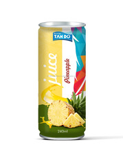 Natural Pineapple Juice -Tan Do Beverage Manufacturer - Vietnam Product