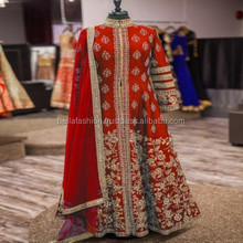 Special Looking Modern Embroidered Work Bridal Designer Wedding Woman Wear Lehenga Choli
