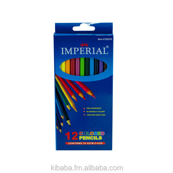 Blendable Colored Pencils Set