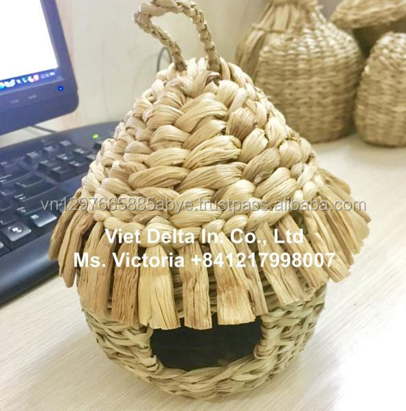 Vietnam Seagrass Nest/ Pet Product/ Bird House (Victoria)