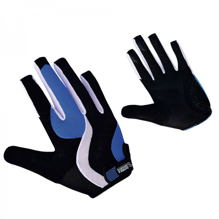 Professional riding gloves mountain bike design racing sports gloves in wholesale