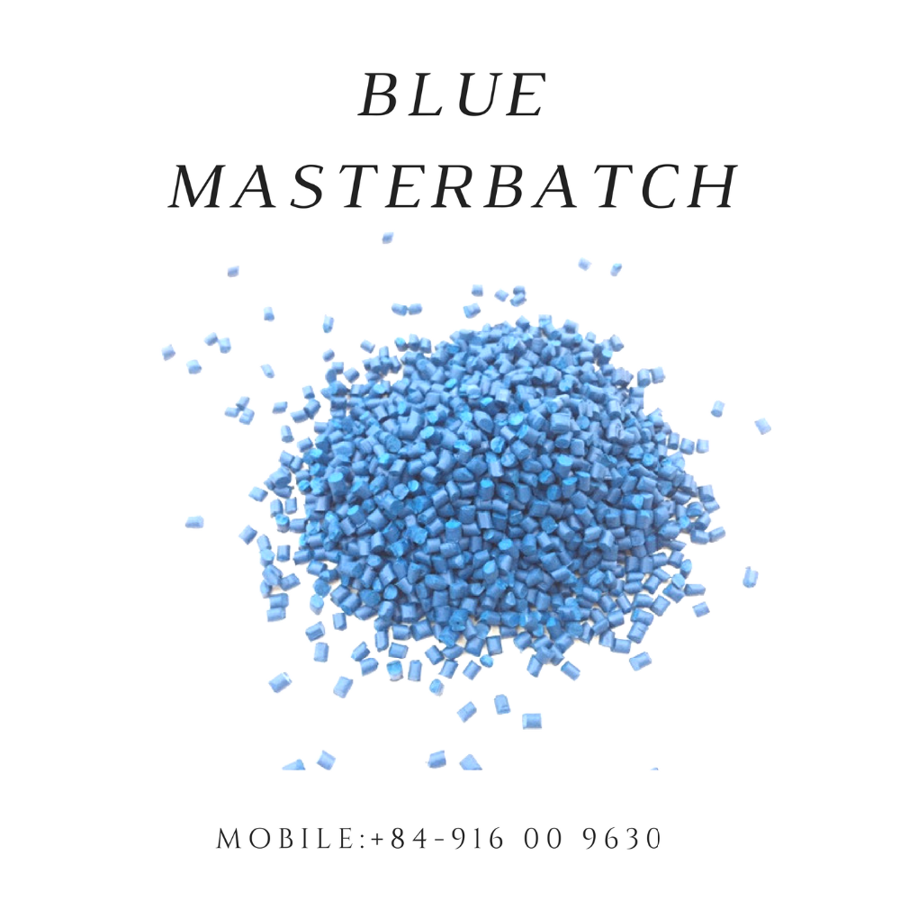 BLUE MASTERBATCH FOR MAKING BLUE FILM - CPI SUPPLIER