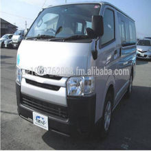 2015 HIACE BUS RIGHT HAND DRIVE