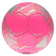new design pink soccer ball