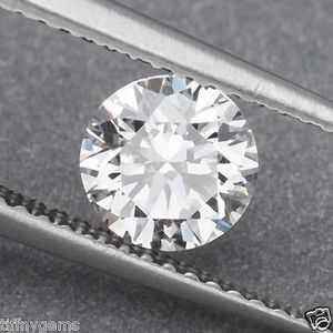 1.00 Carat VS Clarity G Color Natural Loose Round Brilliant Cut Certified Diamond