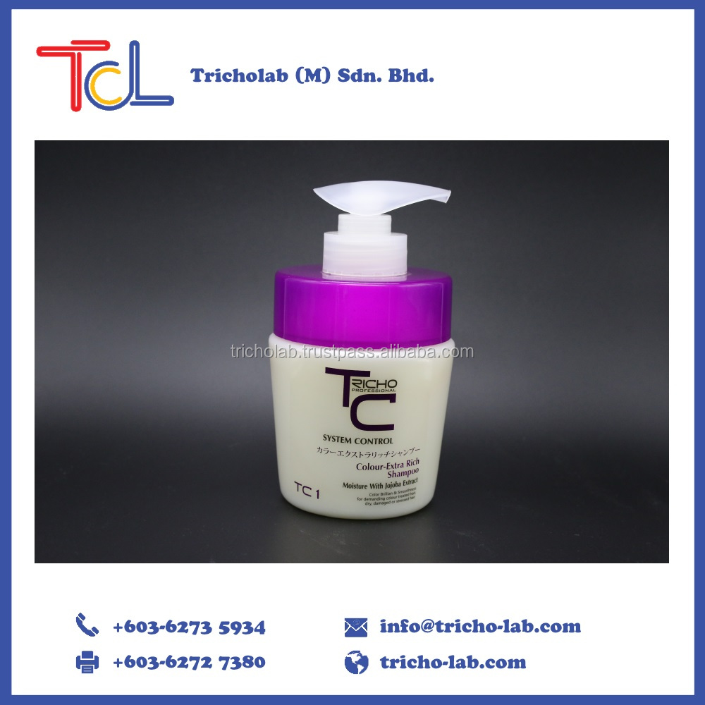 TC 1 TC COLOUR-EXTRA Double Rich dye Hair Care Shampoo Products Malaysia