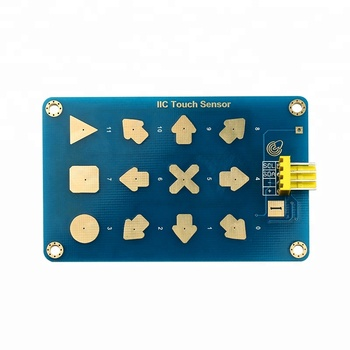 Touch Sensor Switch Module 12 Channel Grove IIC Touch Sensor For Arduino UNO R3 Controller