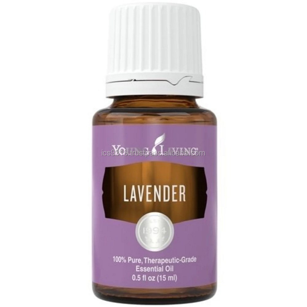 Lavender Essential Oil - 15ml RM 107 Wholesale