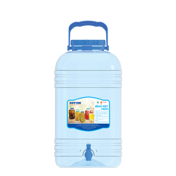 10L PET water bottle with handle, cap, tap Duytan manufacturer Vietnam Best Quality Cheapest price