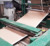 Used for making bag brown kraft paper laminated pp woven fabric in roll