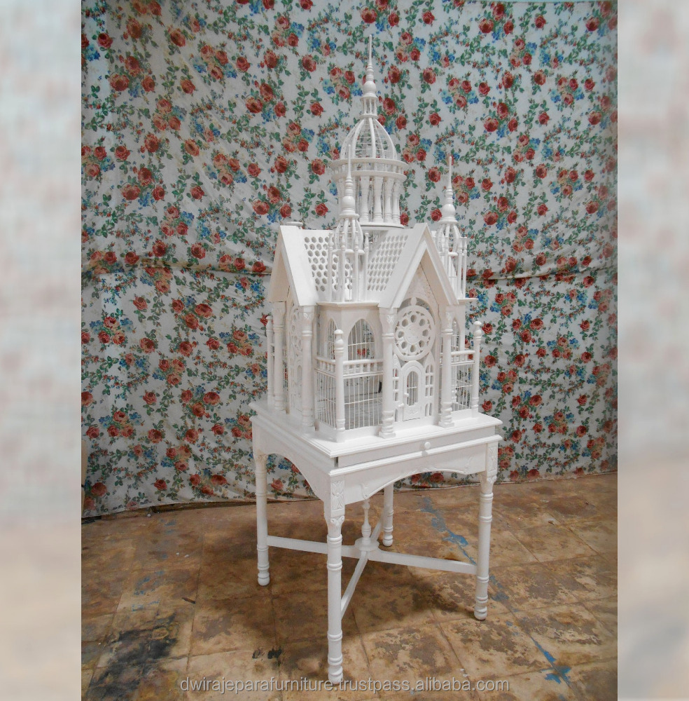Bird Cage Furniture of Mahogany Classic Design By Dwira Jepara Furniture Indonesia.