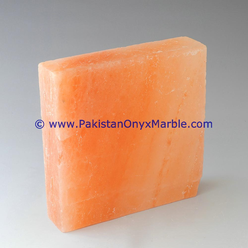 PAKISTAN SUPPLIER HIMALAYAN PINK SALT COOKING TILES PLATES BRICKS BLOCKS TRAY