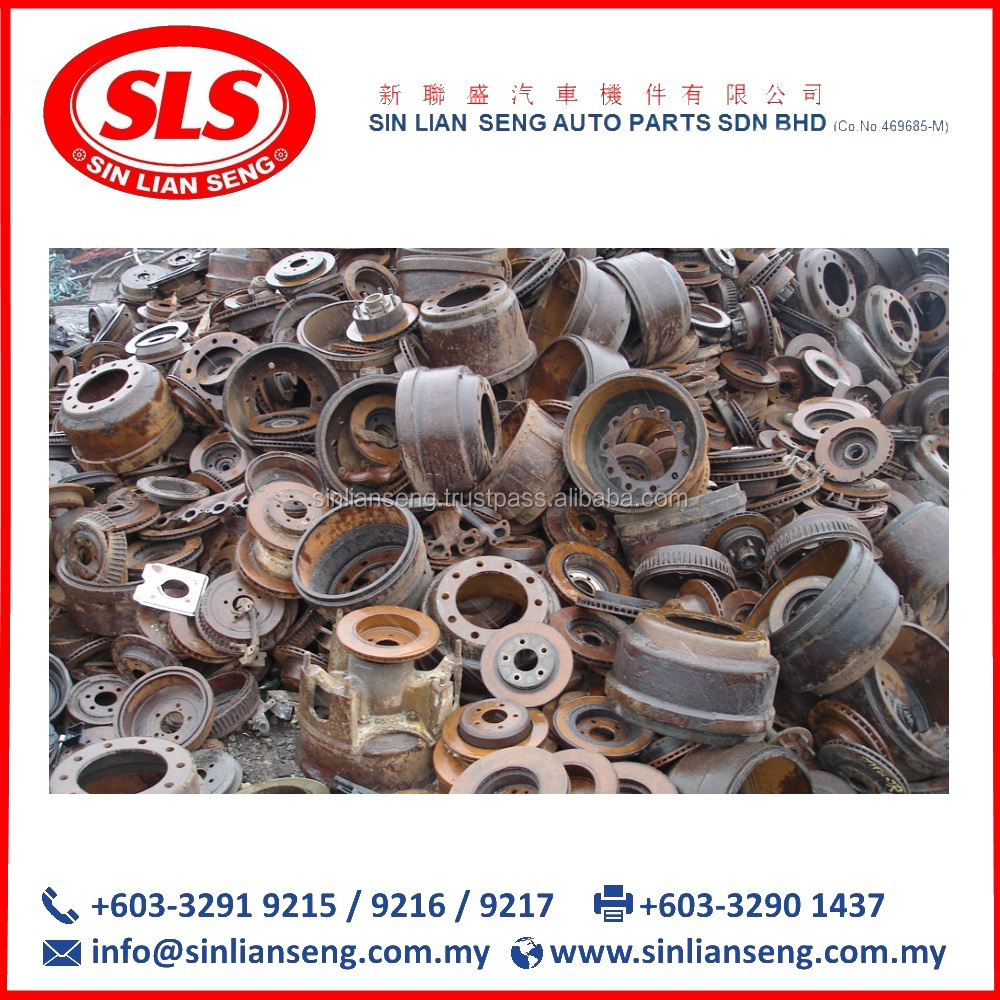 SCRAP CAST IRON Prices per Kg From Malaysia