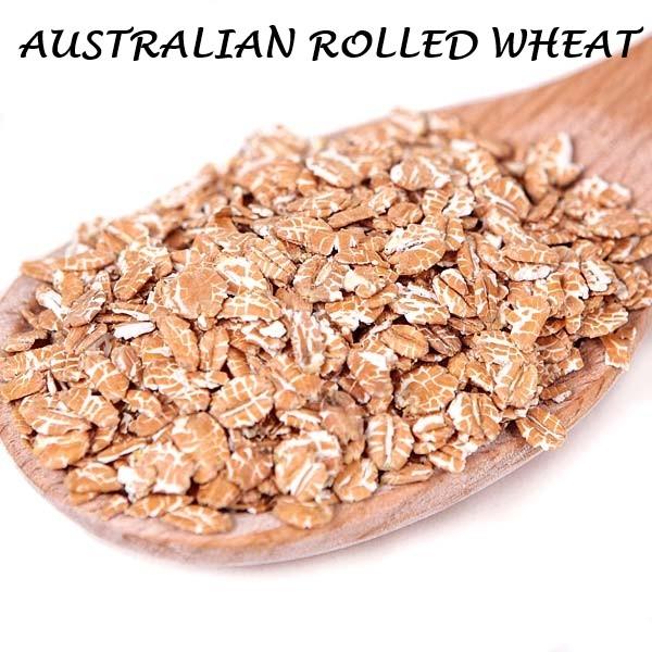 Rolled wheat - Australia