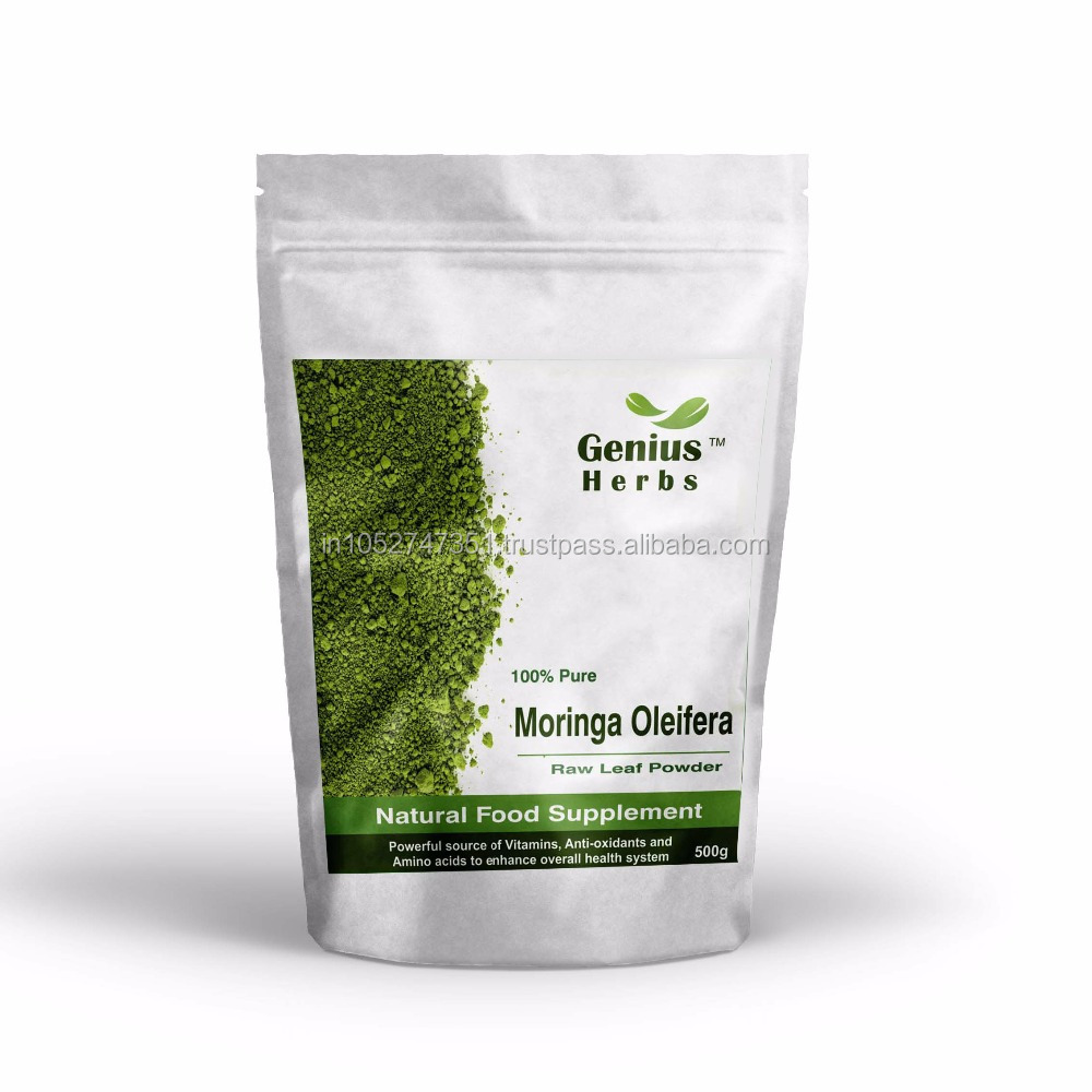 Grade One Pure Moringa Leaf Powder From India