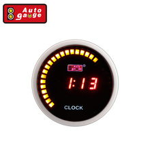 New best selling products digital auto clock <strong>meter</strong>