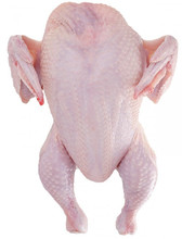Halal Frozen Processed Whole Chicken Grade A With Cuts