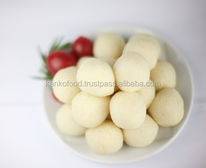 MALAYSIA Made White Fish Ball EXPORT WORLDWIDE