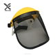 CE EN1731 Face Shield Protector with Mesh Visor for Workplace Safety