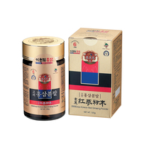 6 years old Korean Red Ginseng Powder_Best Health Functional Foods