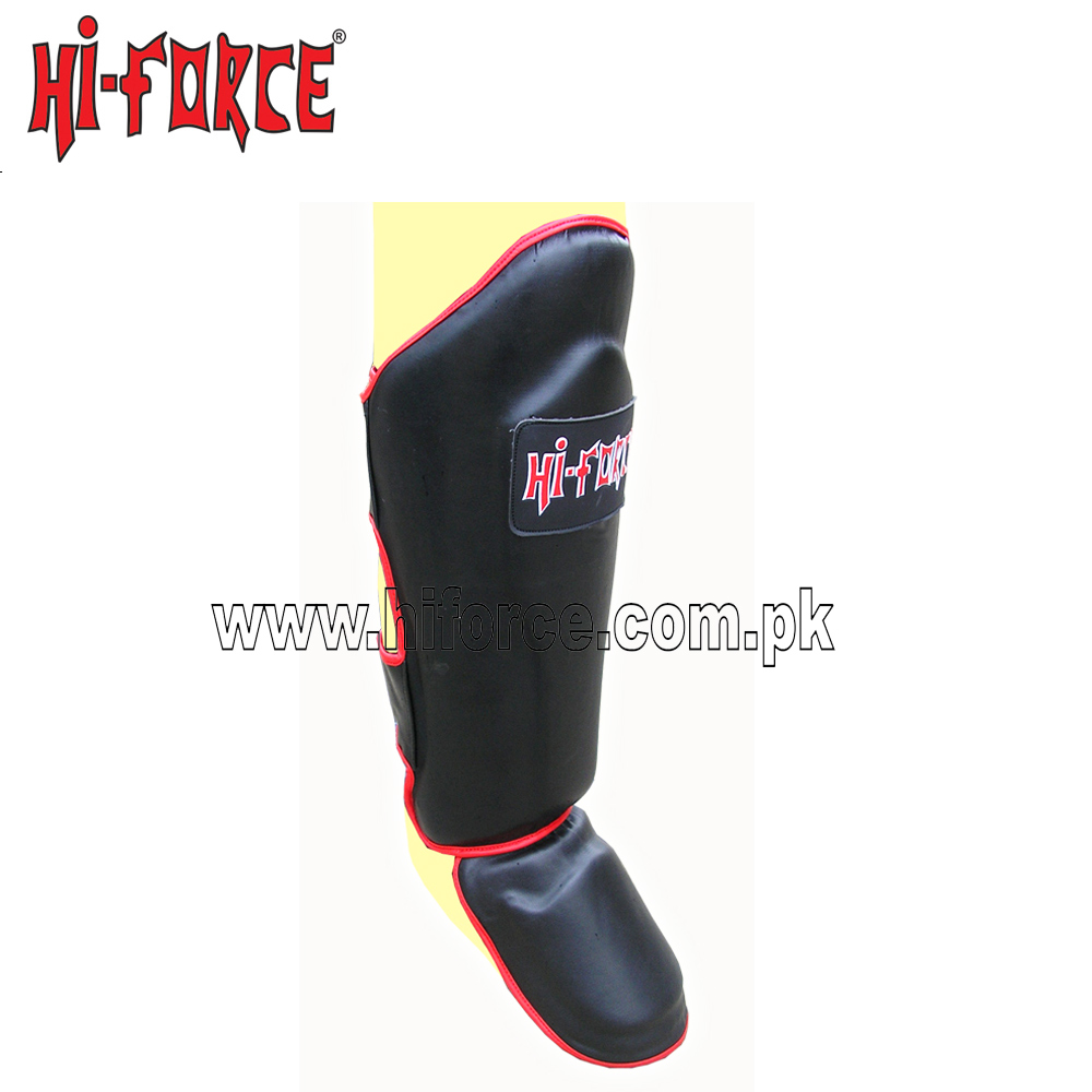 Kickboxing Shin Guards, MMA, Leg Foot Instep, Thai Pads Guard Muay Thai