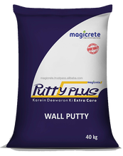 Excellent Quality white cement based wall putty at best prices