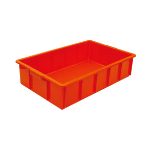 Industrial small plastic containers stackable plastic moving containers for sale