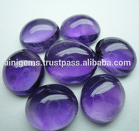 Purple Amethyst Cabochon Calibrated Stone Amethyst Jewelry Making