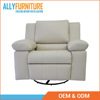 Luxury leather Single Recliner Chair - Single Motion Sofa with Modern Motion Sofa Furniture design ALLY- 0010300014
