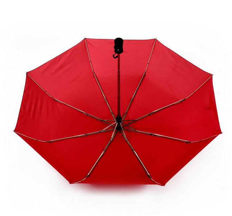 High quality wholesale umbrellas 3 folding auto open and close man customized umbrellas