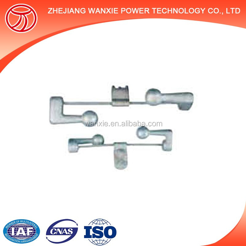 FDZ vibration dampers for Transmission Line fitting AAC & ACSR