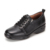 LBSKOREA - 2202 high quality and fashion Women Casual Leather Shoes, functional shoes, Shock absorbers, black