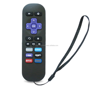 Gmatrix High Quality Replacement Lost Remote 1 Year Warranty Compatible with Roku Models Roku 1 (Lt, Hd); Roku 2 (Xd, Xs) ;
