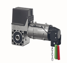 High Speed Roll-Up Door Motor/Operator