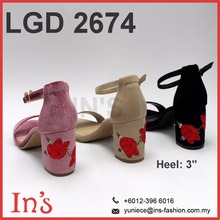 Malaysia Wholesale Women Ankle Strap High Heels Shoes in group