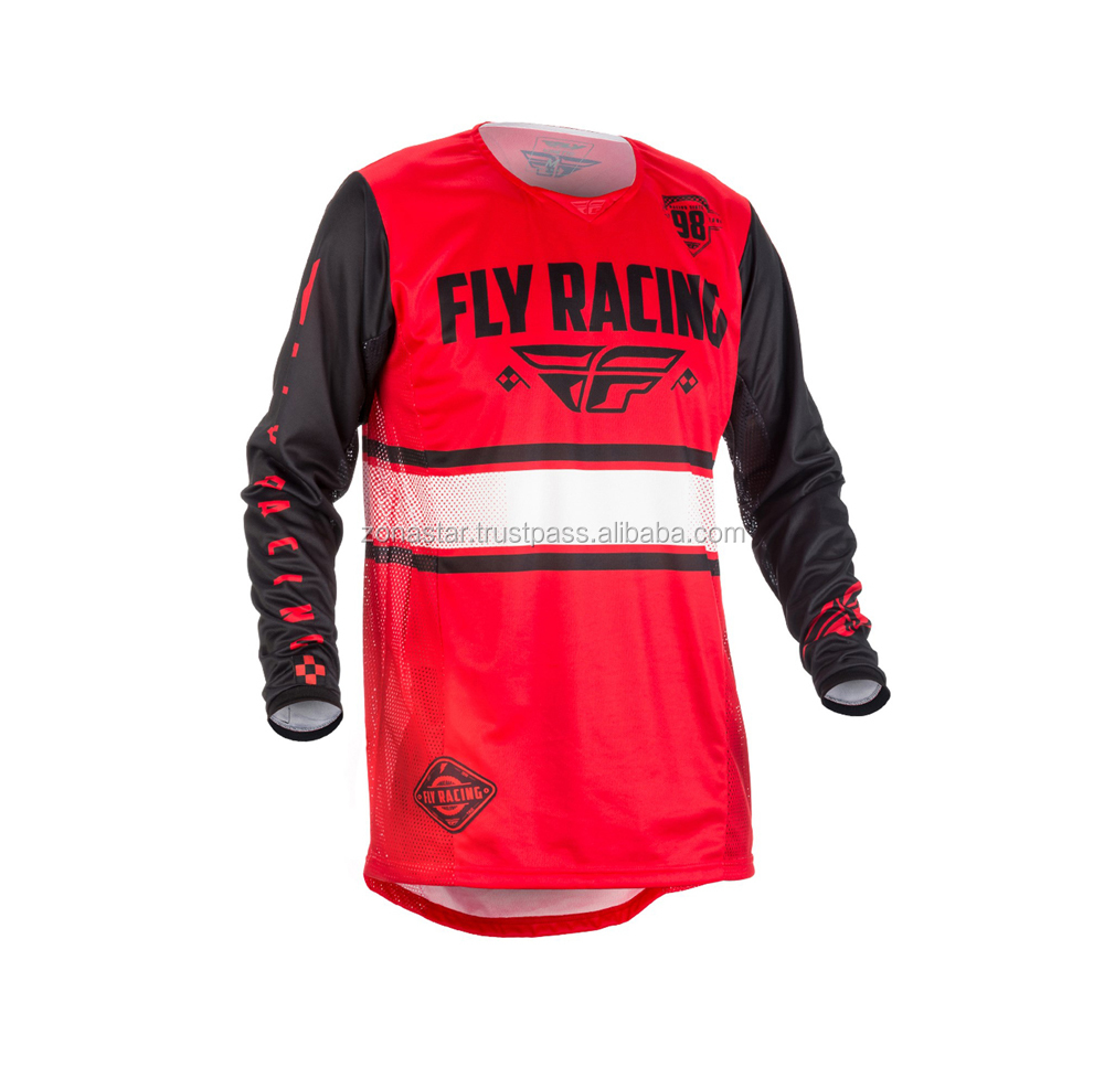 Motocross Jersey/Motorcycle Racing Shirt/Sublimation Sports Jersey