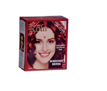 biotique hair colour sachets