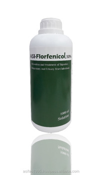 Hot sale, GMP, Florfenicol 10% oral solution for veterinary medicine/poultry/cattle/animal
