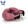 good quality mini boxing gloves mini boxing key chain pink color mini boxing key rings