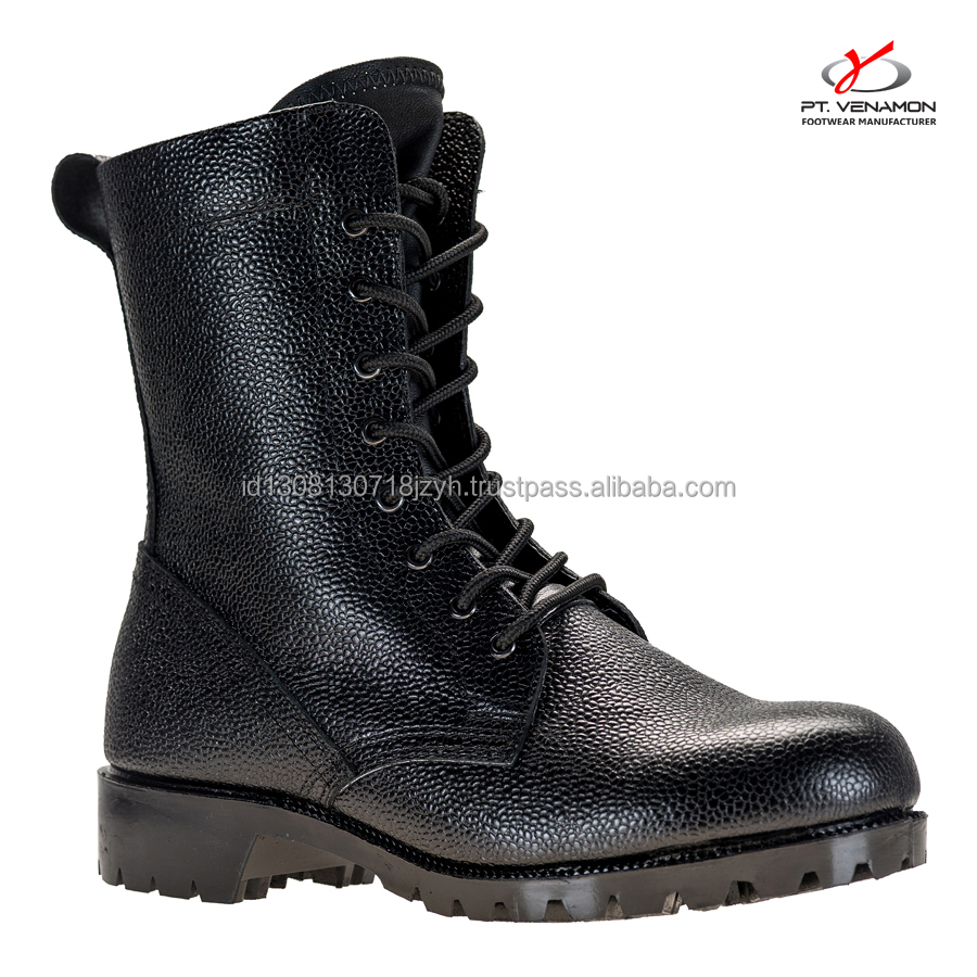 Original Genuine Leather Military Boot (Scout)