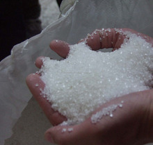 White crystal sugar icumsa45 from Brazil/ Demerara sugar