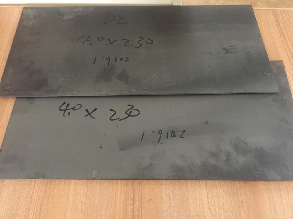AISI D2 / DIN 1.2379 / SKD11 Tool Steel plates