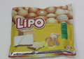 Baked biscuit Lipo crispy and sweet - Butter Egg Cookie in bag 230g