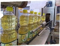 Pure Soybean Oil-refined and Crude