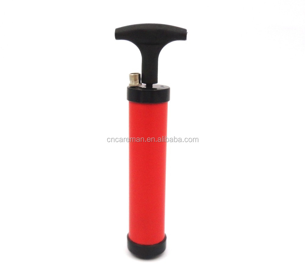 "6"" Mini Plastic Hand Air Pump for Ball/Football/Basketball/Soccer/Volleyball, Mini Ball Inflator OEM Orders Accepted"
