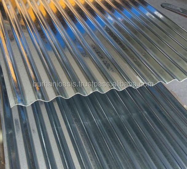Corrugated Roofing sheets in Dubai