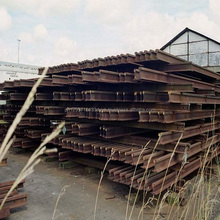 Used Rail Iron Metal Scrap for sell