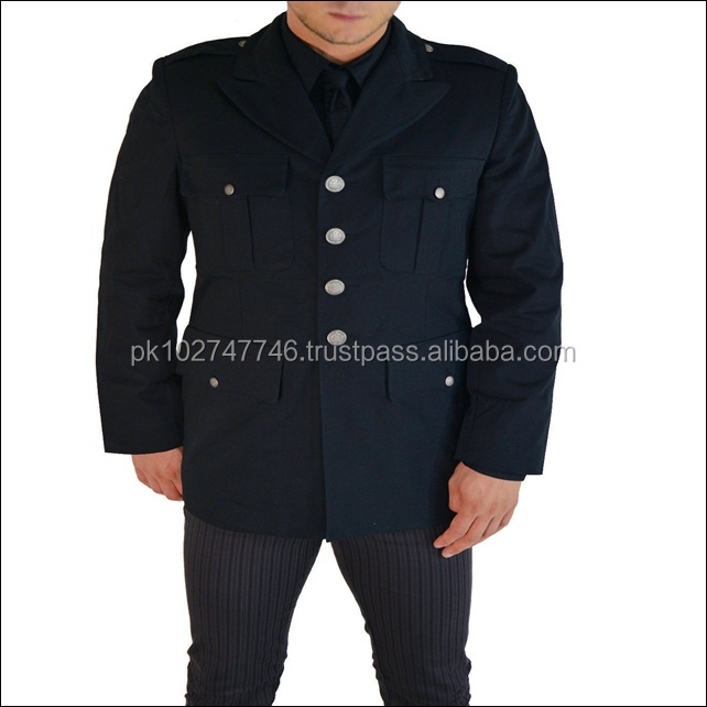 GOTHIC MILITARY X-FORCES VICTORIAN PUNK EMO BLAZER COAT JACKET STEAMPUNK