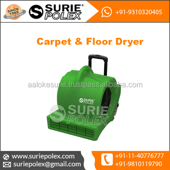 Carpet & Floor Dryer